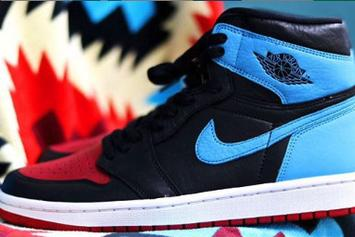 "Air Jordan 1 High OG ""UNC To Chicago"" Drops Soon: Detailed Look"