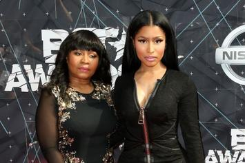"Nicki Minaj's Mom Carol Maraj ""Would Love"" To Collab With Daughter On Gospel Track"
