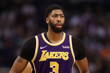 Anthony Davis Has Hilarious Reaction To KCP's Brutal Fail: Watch