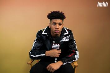 "NLE Choppa Debuts Haunting Piano Versions Of ""Shotta Flow"" & ""Camelot"""