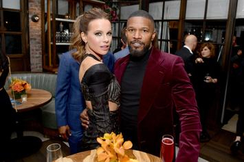 Kate Beckinsale Shuts Down Rumors She's Dating Jamie Foxx