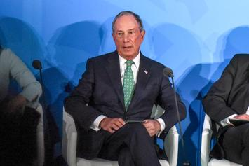 Michael Bloomberg Apologizes For Stop-And-Frisk Police Strategy