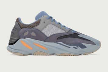 "Adidas Yeezy Boost 700 ""Carbon Blue"" Coming Soon: Official Images"
