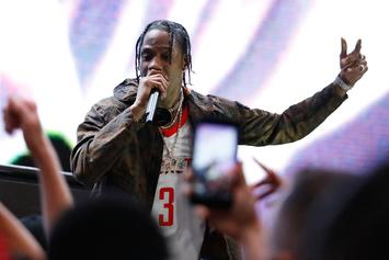"""Travis Scott Says He Doesn't Consider His Music To Be """"Hip Hop"""""""