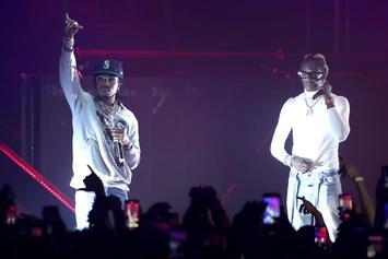 "Young Thug Brings Out Quavo & T.I. For ""Justin Bieber Big"" Tour Finale"