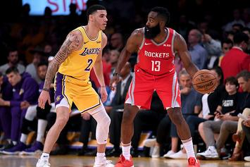 Lonzo Ball Names The 5 Toughest Players He Has Guarded In The NBA