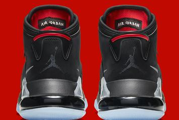 "Jordan Mars 270 Receives ""Black Metallic"" Makeover: Official Images"