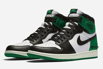 "Air Jordan 1 High OG ""Lucky Green"" Rumored For 2020: Details"