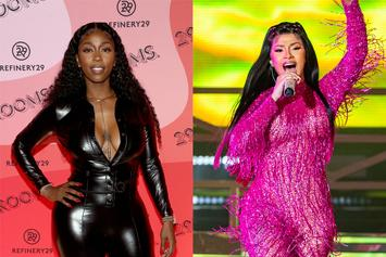 """Kash Doll Shows Love To Cardi B After Hanging With Her: """"That's My B*tch Period"""""""
