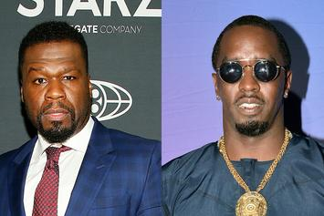 "50 Cent Supports Diddy After Comcast Mentions REVOLT: ""They Are Racist"""