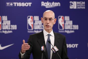 Report: NBA Considering Drastic Changes Including Mid-Season Tournament