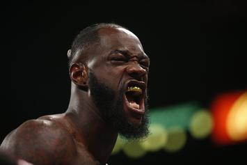 Deontay Wilder Knocks Out Luis Ortiz In 7th Round; Retains Heavyweight Title