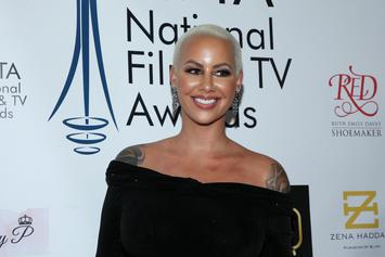 Amber Rose Shares Week 6 Update Of Her Baby Boy, Slash Electric