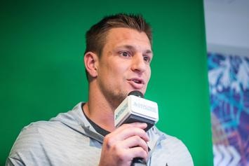 "Rob Gronkowski On A Potential Return: ""No, I'm Not Going Back"""