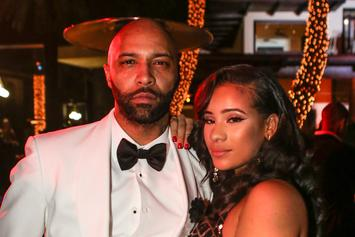 Joe Budden & Cyn Santana Attend Erica Mena's Baby Shower Together