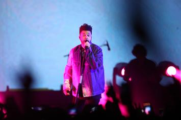 The Weeknd Hints At New Music Dropping Tonight With Cryptic Post