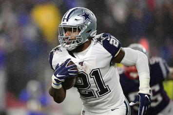 Ezekiel Elliott Reacts To Jerry Jones' Recent Cowboys Criticism