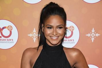 Cassie Ventura Shares She's Just Days Away From Delivering Baby