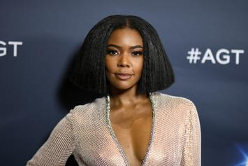 "Gabrielle Union Fired From ""AGT"" After Reporting Racist Joke By Jay Leno: Report"