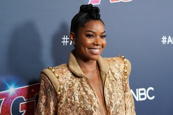 "Gabrielle Union Feels ""Humbled & Thankful"" After ""AGT"" Firing"
