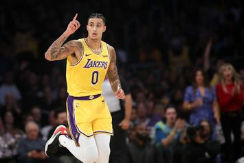 Kyle Kuzma Roasts Pelicans Fans For Treatment Of Anthony Davis