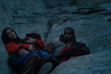 "Kanye West Makes The ""Closed On Sunday"" Video A Family Affair"