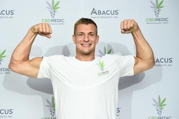 Rob Gronkowski Flexes Some Questionable Dance Moves: Watch