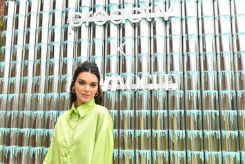 "Kendall Jenner Says She Supports Caitlyn Jenner & Tells Fans To ""Chill"""