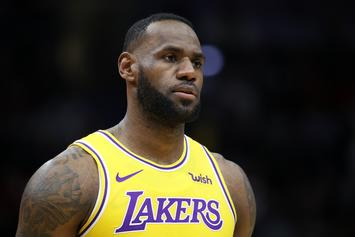 LeBron James Jokingly Airs Out Family Grievances Before Thanksgiving