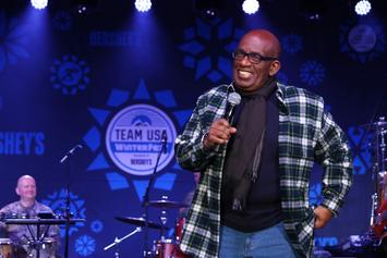 Al Roker Has Twitter In Tears After Yelling At Man Dressed As Stick Of Butter