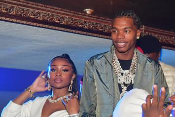 """Lil Baby's Girlfriend Jayda Tells Him To """"STFU"""" After Quoting The Weeknd"""
