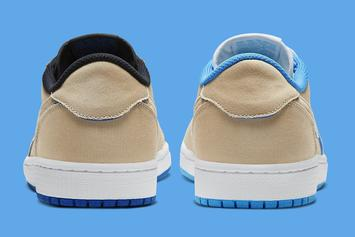 "Nike SB x Air Jordan 1 Low ""Desert Ore"" Release Date Revealed: Photos"