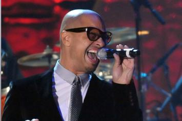 Chico DeBarge Arrested For Drug Possession After Cops Find Meth: Report