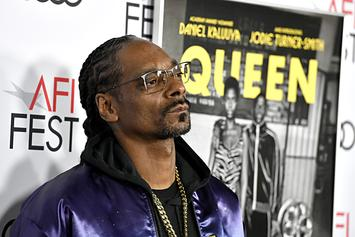 "Snoop Dogg, Coach K & More Bought Out Theaters For ""Queen & Slim"" Premiere"