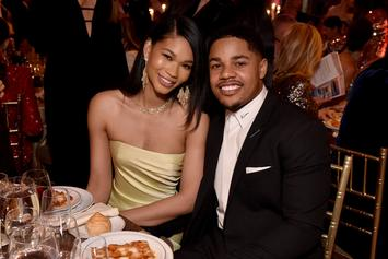 Chanel Iman & Sterling Shepard Reveal Gender Of Baby #2