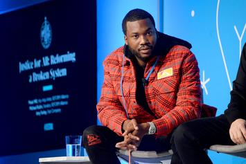 """Meek Mill Wants People To Stop """"Gassin'"""" Yung Ro & Blueface To Beef"""