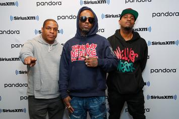 Naughty By Nature Talk Grammys Not Allowing Them To Accept Win On Stage