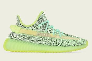 "Adidas Yeezy Boost 350 V2 Coming Soon In Electric ""Yeezreel"" Colorway"