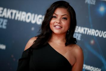 "Taraji P. Henson Opens Up About Mental Health & ""Strong Black Woman"" Myth"