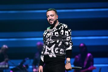 "French Montana Announces ""Montana"" Release Date With Hospital Pic"