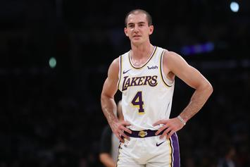 Alex Caruso Delivers Scintillating Put-Back Dunk: NBA Twitter Reacts