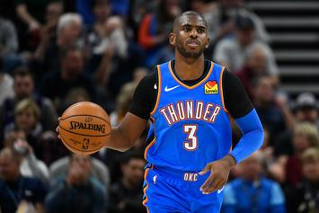 Chris Paul Claims Daryl Morey Lied About Blockbuster Thunder Trade