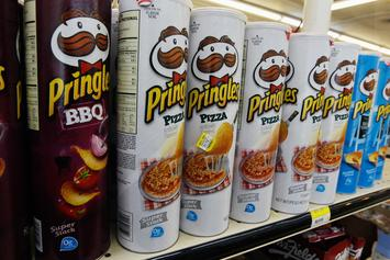 Pringles Unveils Self-Feeding Headset For Die-Hard Gamers