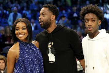 Zaire Wade Defends Brother Zion, Dwyane Wade & Gabrielle Union Co-Sign