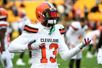Odell Beckham Jr. Comments On His Future In Cleveland: Watch