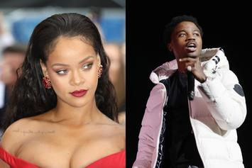 "Roddy Ricch's ""Out Tha Mud"" Gets A Priceless Rihanna Co-Sign"