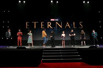 "Marvel's ""Eternals"" Shows First Footage At CCXP, Described As ""Epic"""