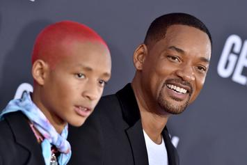 Will Smith & Jaden Smith Targeted In Death Hoax With Car Crash Headline