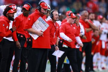 Chiefs' Equipment Accidentally Sent To NJ Ahead Of Matchup With Patriots