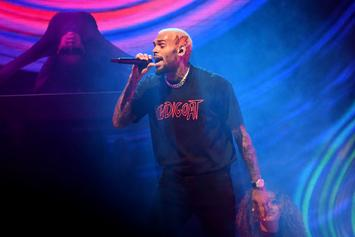 "Chris Brown Impresses Himself: ""Ole Head Got Moves"""